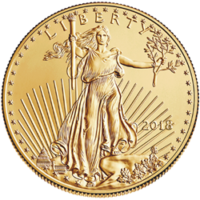2018 1 OZ AMERICAN GOLD EAGLE