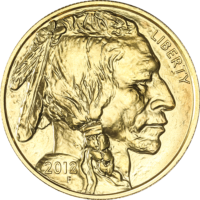 1 OZ AMERICAN GOLD BUFFALO