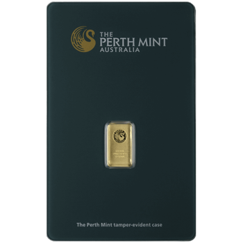 1 GRAM GOLD BAR PERTH