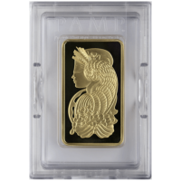 5 OZ GOLD BAR PAMP