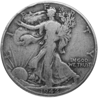 90% AMERICAN SILVER COINS – WALKERS