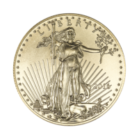 1/2 OZ AMERICAN GOLD EAGLE